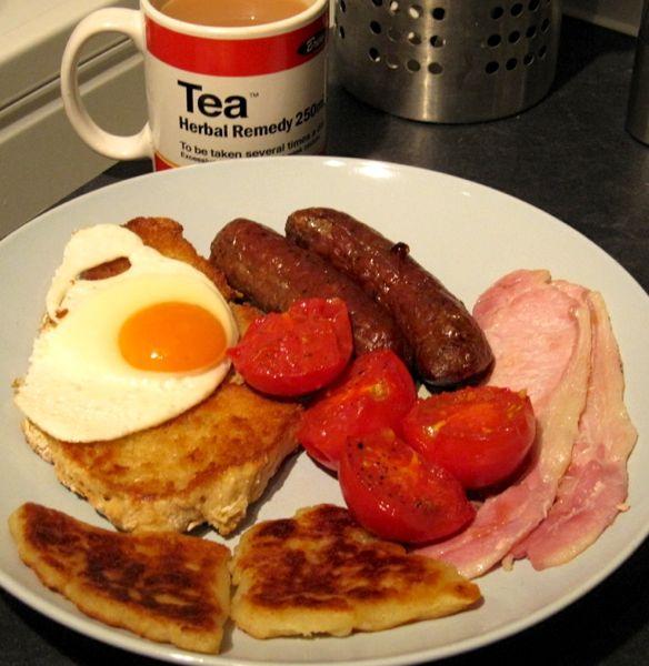 Homemade Ulster Fry