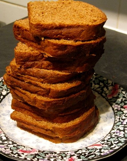 Slices of Veda Bread