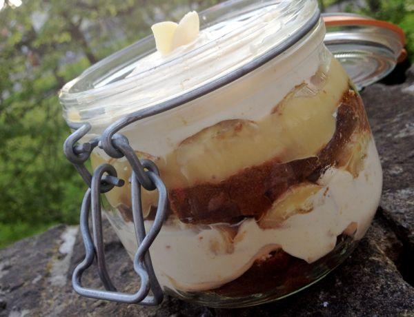 Guava Banana Brixton Trifle