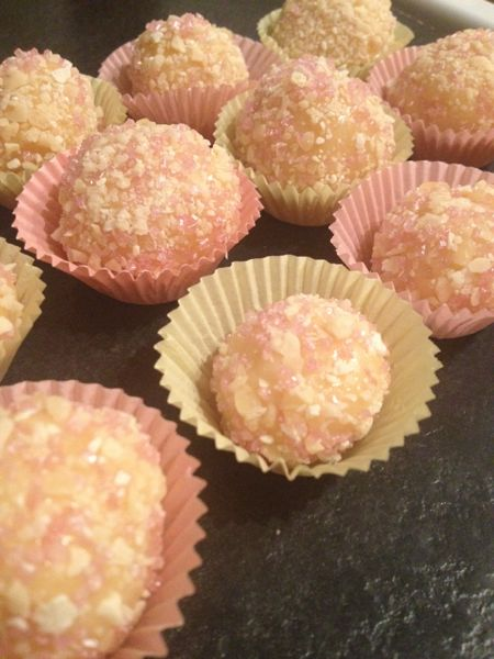 Easy Sea Salt Caramels